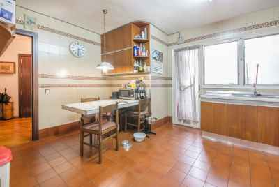 Spacious apartment with terrace in the central part of Barcelona